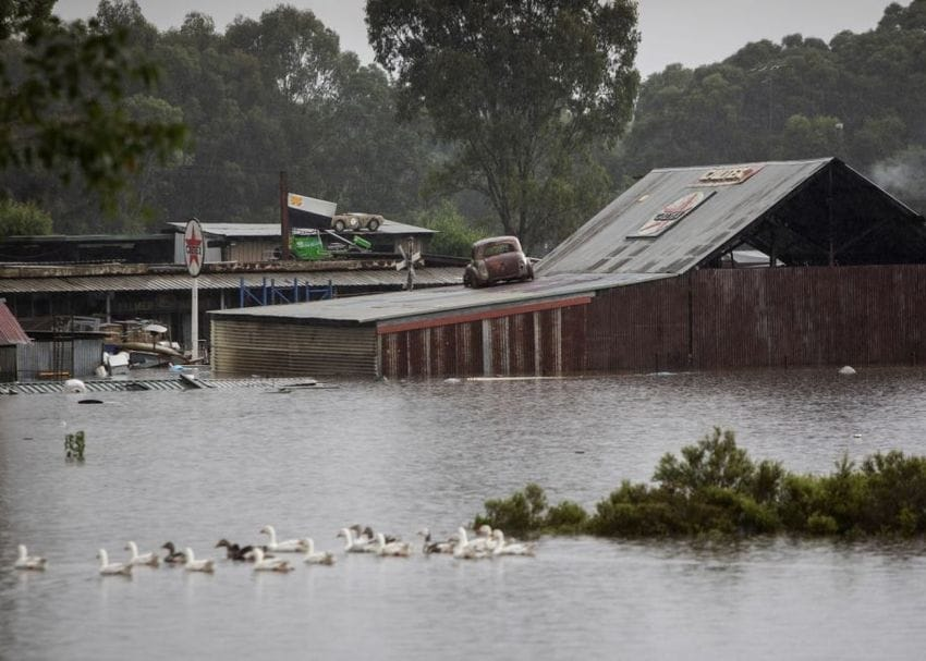 Suncorp forecasts up to $250m in flood damage claims