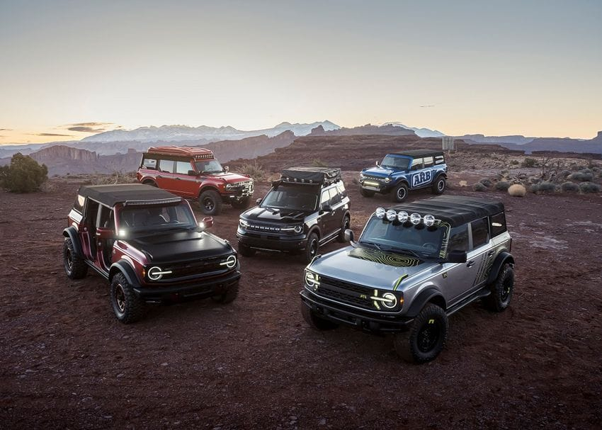 ARB Corporation partners with Ford Motor Company