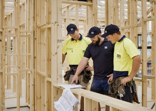 Record national home approvals creating supply constraints for builders