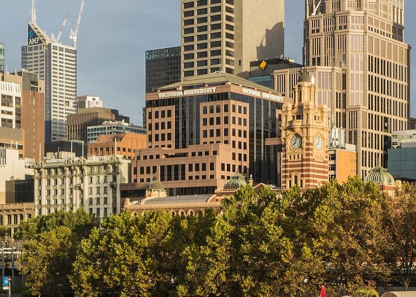 Victoria University city campus on the market for more than $90m
