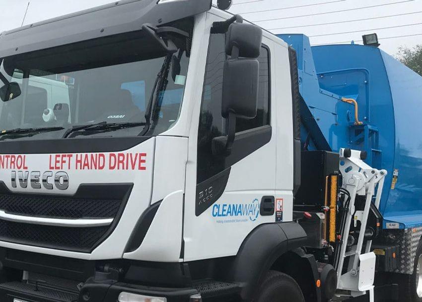 Cleanaway launches $2.52 billion bid for Australian recycling arm of Suez