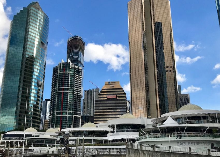 Dexus offloads Brisbane CBD tower for $285 million