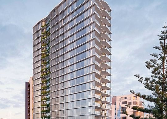 Devine Development Group unveils $105m Gold Coast apartment project