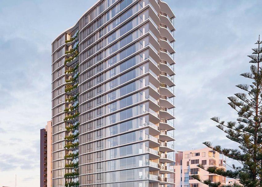 Devine Development Group unveils $105m Gold Coast apartment project
