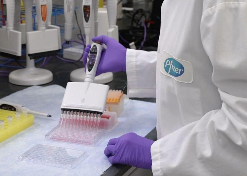 Australia strikes deal with Pfizer to double vaccine intake to 40 million
