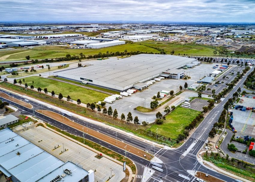 Blackstone Australian logistics portfolio sold for $3.8 billion