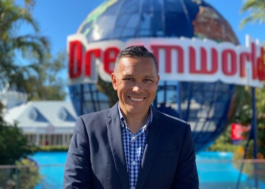 New chief through the turnstiles at Dreamworld after lockdown and wet Easter take their toll