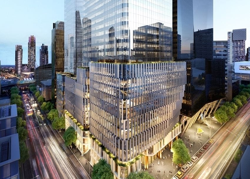 Amazon named anchor tenant of Charter Hall's $1.5 billion Collins Street tower
