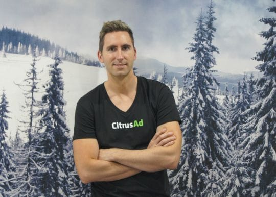 CitrusAd hits the Target with new partnership