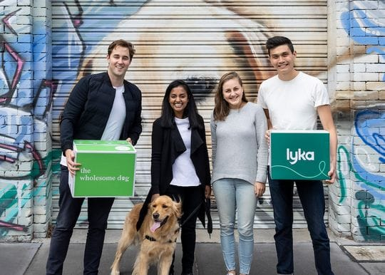 Fresh pet food company Lyka acquires Melbourne-based competitor