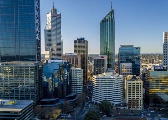 Primewest-Blackrock JV to buy Perth CBD office tower from AMP Capital