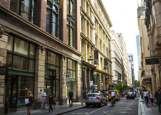 Justin Hemmes takes laneway foothold in Melbourne