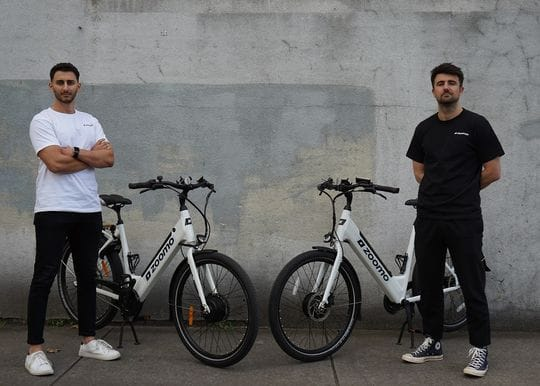 From food delivery to carbon-friendly fleets: e-bike innovator Zoomo raises $16m to power growth
