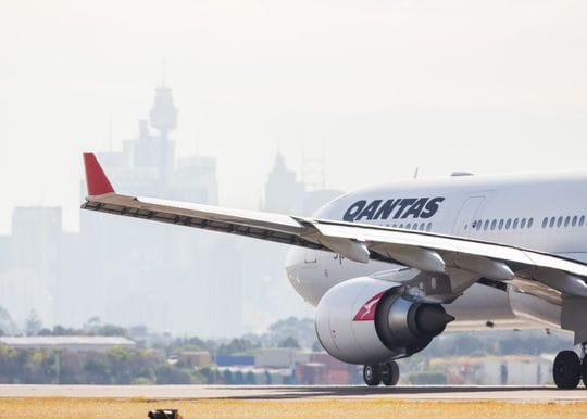 HQs stay grounded for Qantas with expansions in the wings for Melbourne, Brisbane