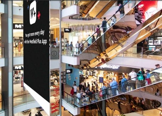 Scentre Group recovery outpaces Vicinity Centres as shoppers flock to Westfield