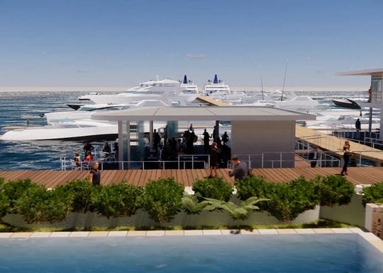 $94m luxury development for the Southport Spit unveiled