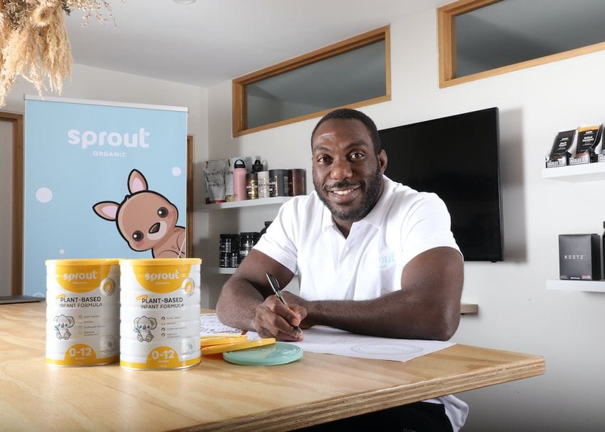 Sprout Organic launches plant-based infant formula