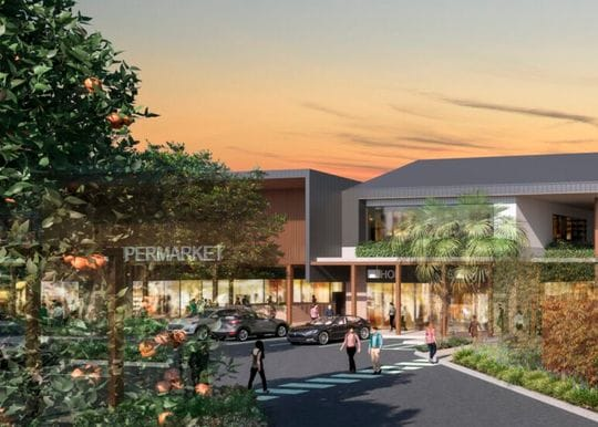 $70m shopping centre proposed for Thornlands, QLD