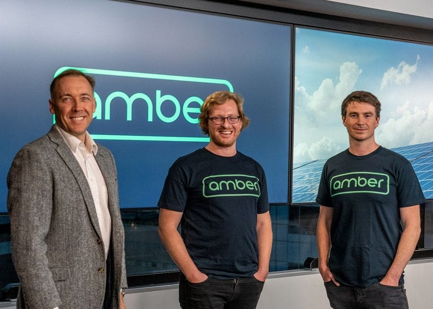 CBA partners with Amber to electrify transition to renewables