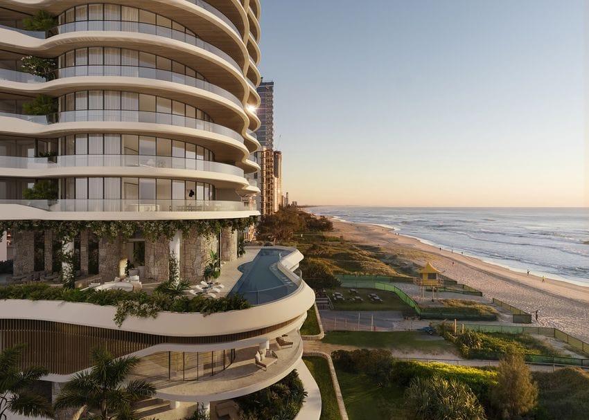 Sammut Developments plans $200m luxury Surfers Paradise project