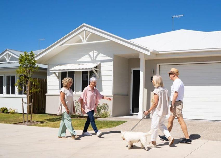 Ingenia backs fintech startup Land Lease Home Loans