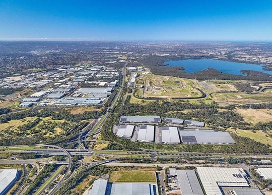 Charter Hall wins the race for $300m Sydney industrial project