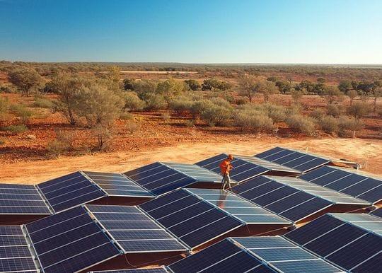 Turnbull joins $12m raise for Sydney-based solar scale-up 5B