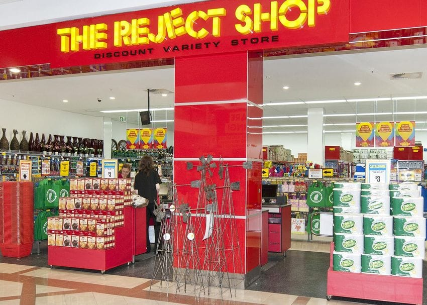 Lingering woes of CBD markets hit The Reject Shop's sales