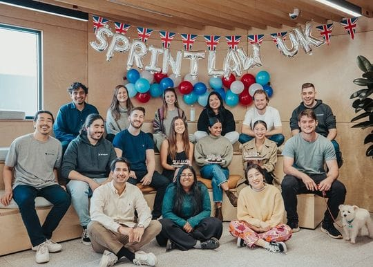 Sprintlaw runs ahead with UK launch