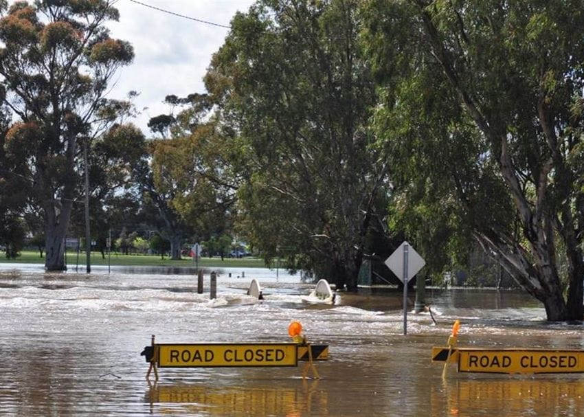 IAG, Suncorp count 8,000 claims from Victorian flood catastrophe
