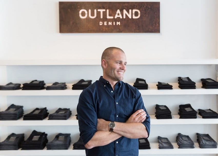 Outland Denim hopes to exceed previous raise with relaunched crowdfunding campaign