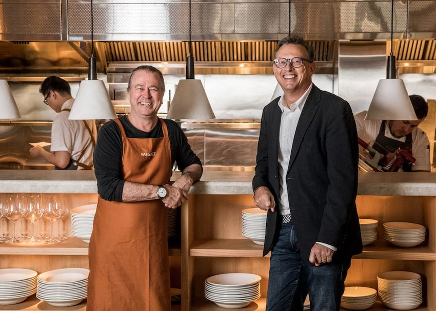 Neil Perry embraces plant-based meat with v2food partnership