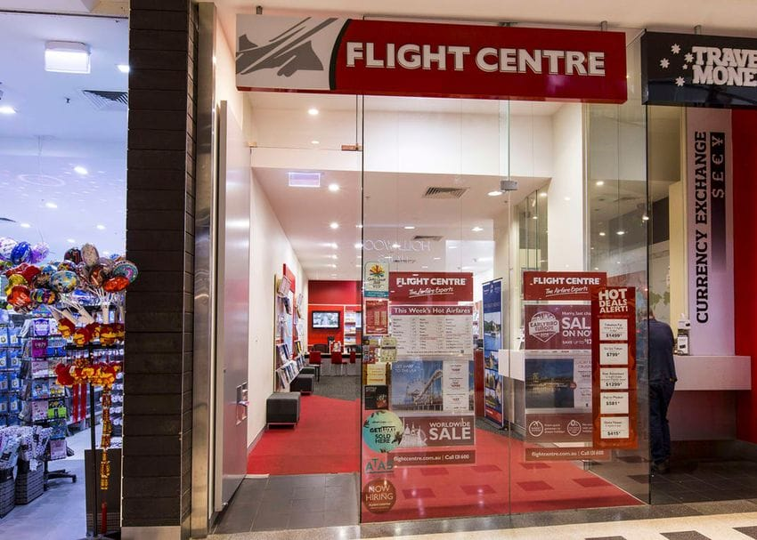 Flight Centre offers 1 per cent of stock to keep staff happy
