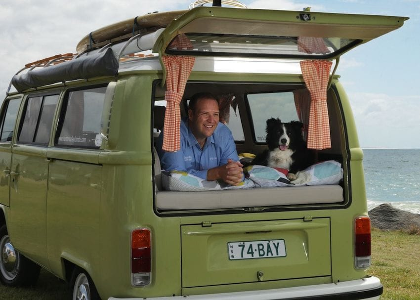 Camplify makes ASX debut in top gear