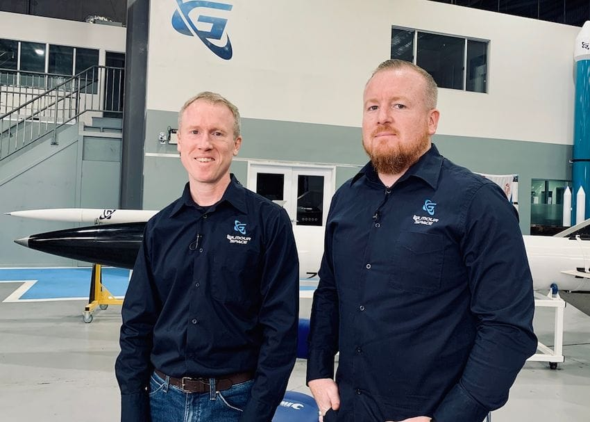Gilmour Space Technologies lifts off with $61m Series C