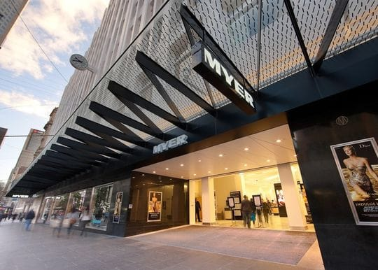 Abacus, Charter Hall nab discount for stake in Myer's Bourke St building