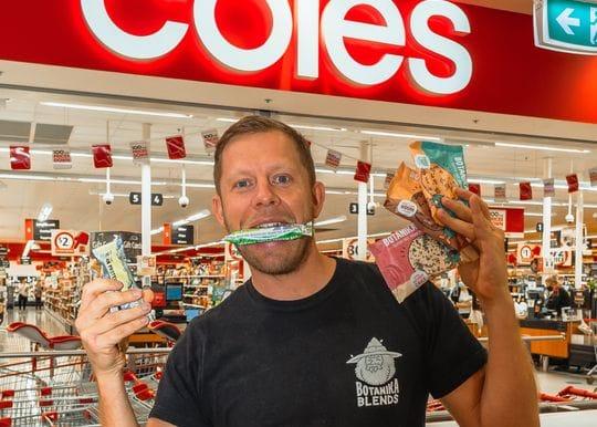 Botanika Blends lands gluten-free vegan cookies in Coles nationwide