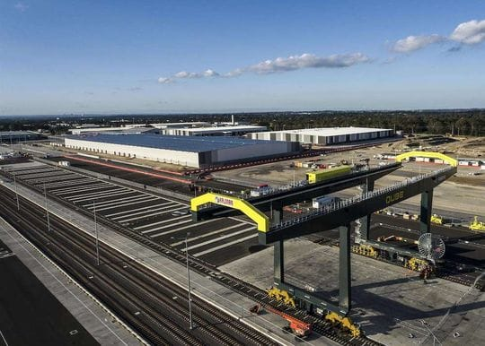 Qube to divest Moorebank Logistics Park properties for $1.67 billion