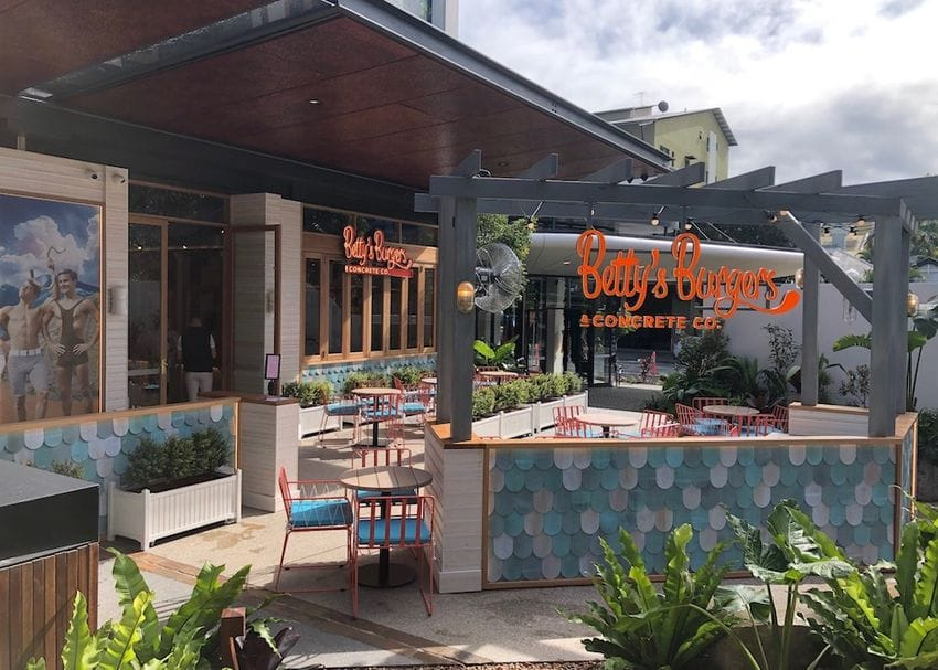 Betty's Burgers expanding west with new Perth store opening