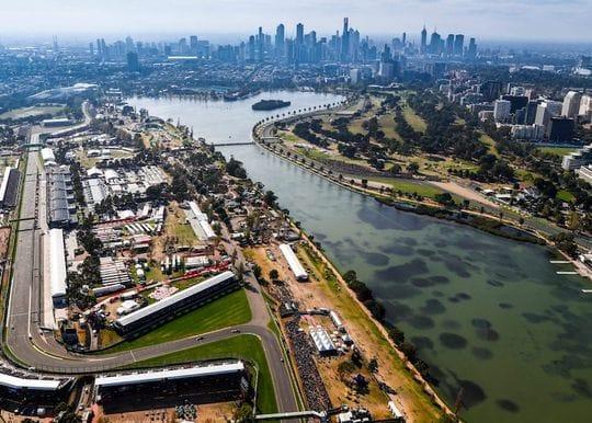 Melbourne F1 Grand Prix cancelled