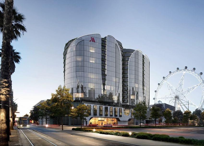 Marriott International bets big on Australia