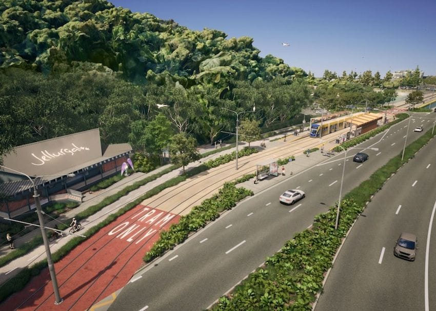 Route revealed for Gold Coast light rail beyond Burleigh