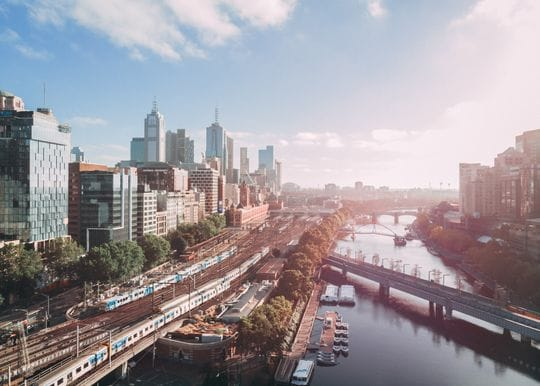 Deloitte forecasts $6 billion bounce-back for Melbourne CBD