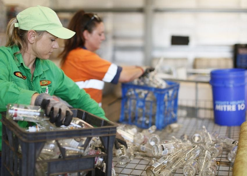 Robina Town Centre launches Queensland-first drink container recycling initiative