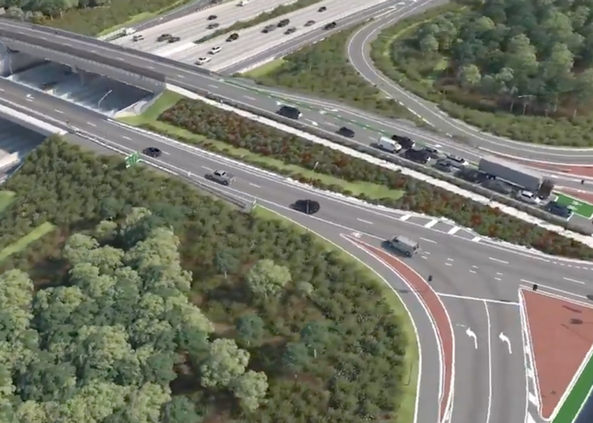 First look at Queensland's plan to bust congestion on the M1