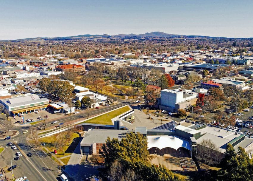 NSW towns Orange, Blayney and Cabonne sent into lockdown overnight