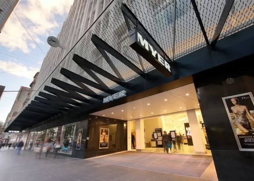Myer secures lease on new Victorian distribution centre