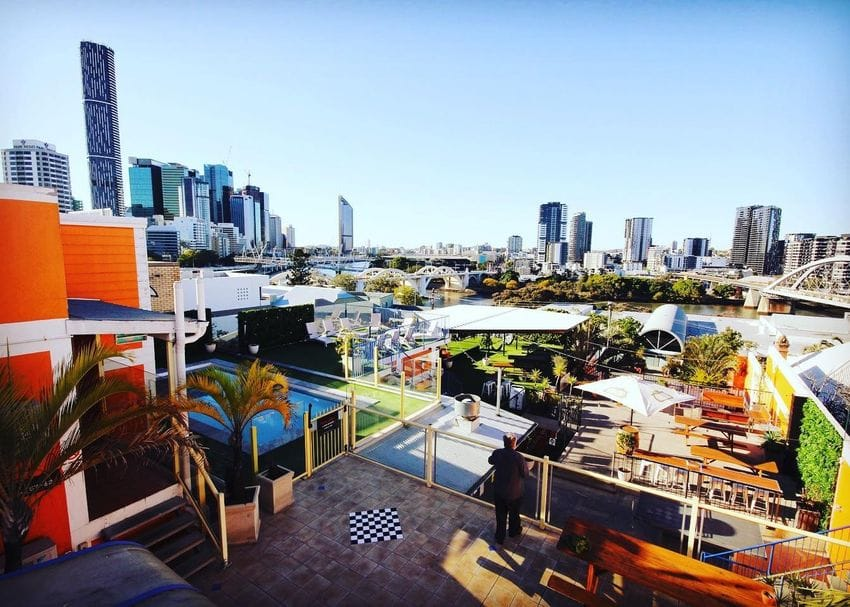 New Brisbane COVID case was infectious while staying at City Backpackers hostel
