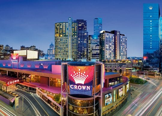 Crown Melbourne CEO Xavier Walsh steps down