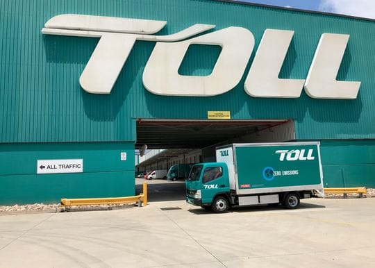 Transport Workers Union sues Toll for $52 million in penalties
